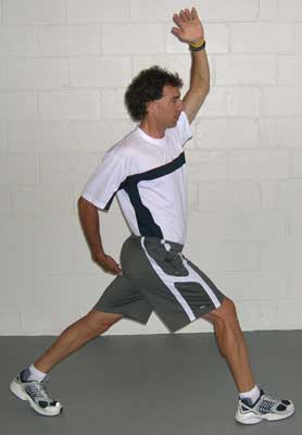 "RONJONES.ORG: ""Standing Hip Flexor"" Stretch"